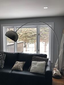 Contemporary Floor Lamp from Structube