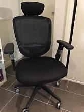 Black Office Chair Parramatta Park Cairns City Preview