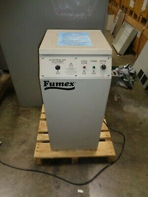 Fumex Fa2 Dust Collection System 115v