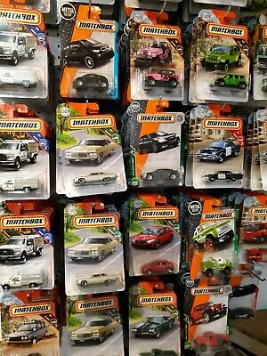 2017 2018 2019 Matchbox -40% off Total with 4+ cars (Restock + Price Drops 6-28)](Toys Car)