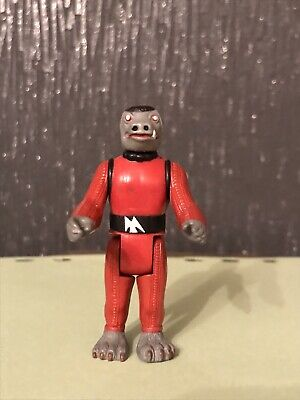 vintage star wars figures..red Snaggletooth ..pbp..no Coo