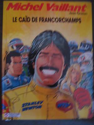 BD michel vaillant n°51 le caid de francorchamps EO 1988 TBE graton