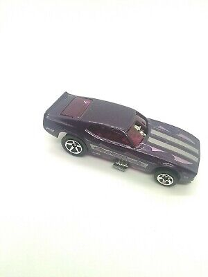 Hot Wheels Ford Mustang Funny Car Purple