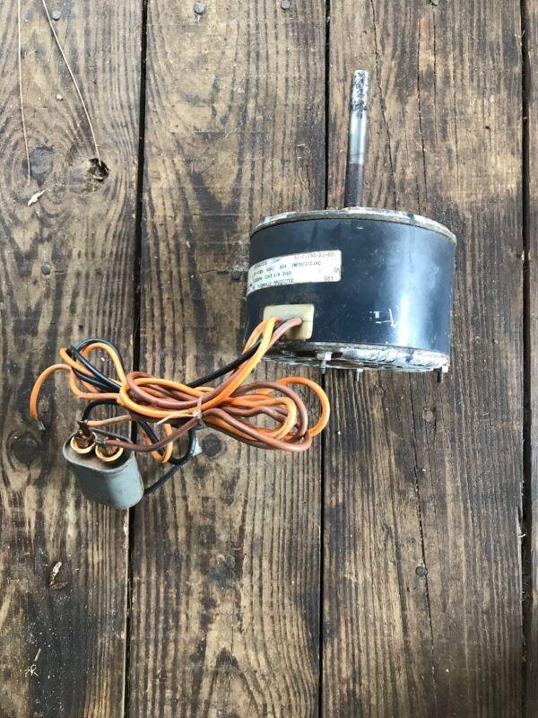 Franklin Electric Blower Condenser Fan Motor 51-21190-01-02 1/6 Hp 208/230 V