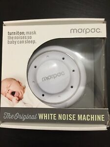 White noise machine for babies
