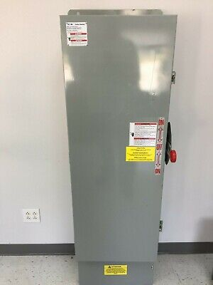 Eatoncutler Hammer Dt224urknlc 200 Amp 240 Volt Single Phase Transfer Switch