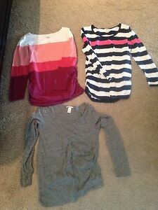 Size L long sleeve Maternity Shirts