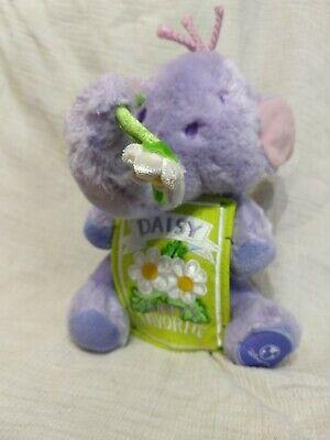 Disney Store Mom's Day Lumpy Elephant Purple 8