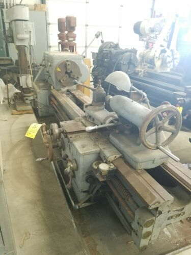 WEISSER ENGINE LATHE