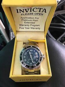 Invicta men's watch/BRAND NEW/ NEVER WORN
