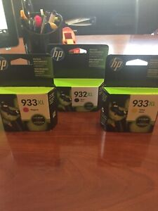 Printer HP ink brand new