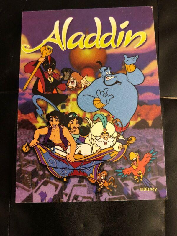 Disney Attractions Merchandise - Cast Exclusive Merchantainment Training ALADDiN