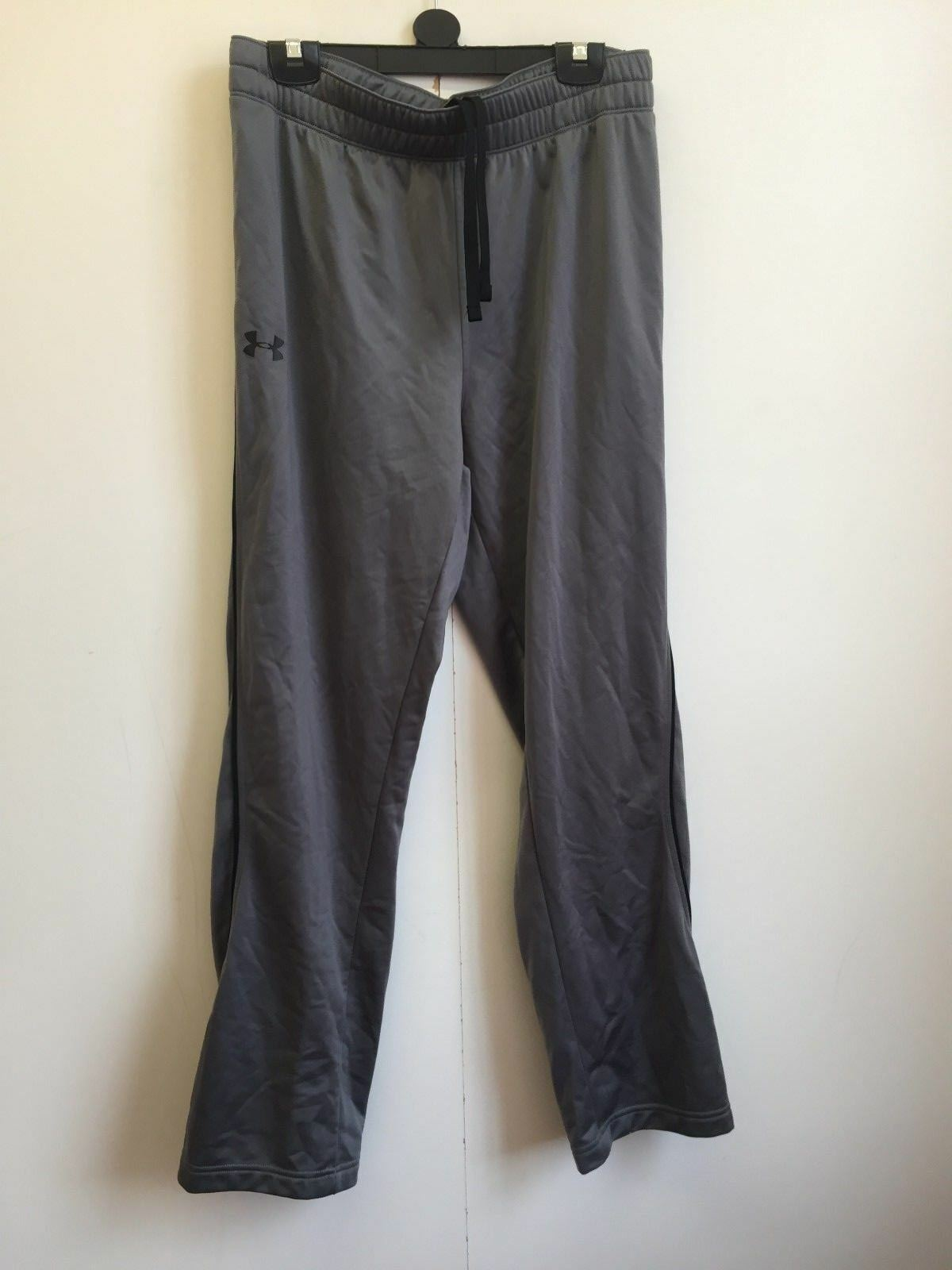 Under Armour Ua Men's Relentless Warm-up Trousers - Large (L) - Grey - New