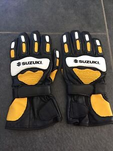 Brand new leather xxl motorcycle gloves