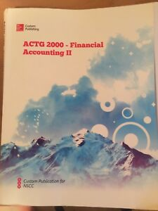 NSCC Financial Accounting Book  2