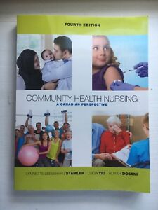 Ryerson Year 3 Community Nursing Textbook