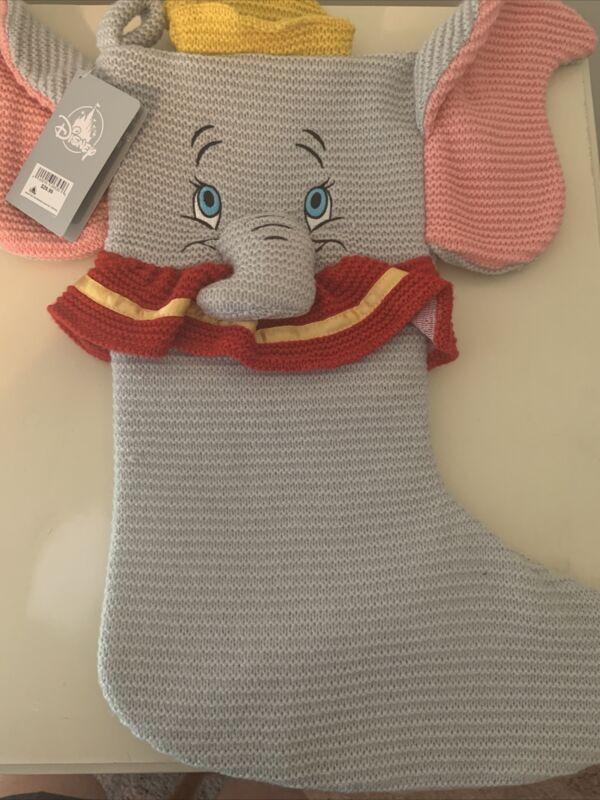 Disney Dumbo Knit Holiday Stocking