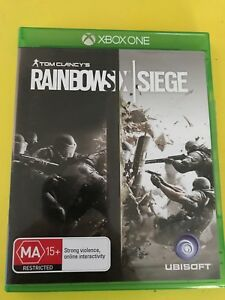 Tom Clancy's Rainbow Six Siege (Xbox)
