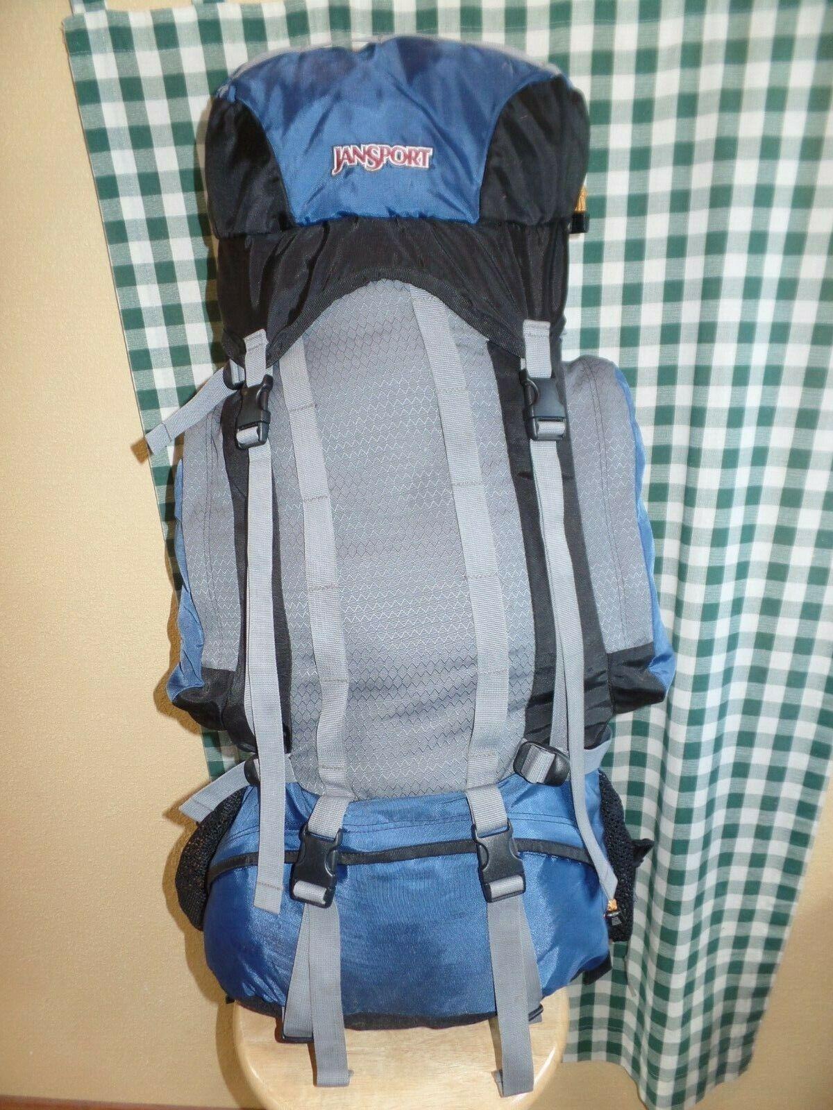 Jansport Internal Frame Backpack ADIRONDACK  80 li