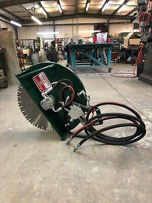 Concrete Cutting Hydraulic Handsaw - 30