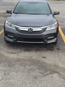 Honda Accord 2017 transfert de bail
