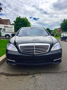 2012 Mercedes-Benz s550 4 Matic AMG PACKAGE