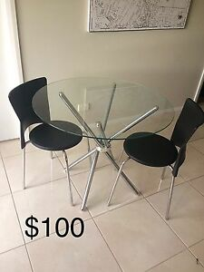 Dining Table and Chairs Ashtonfield Maitland Area Preview