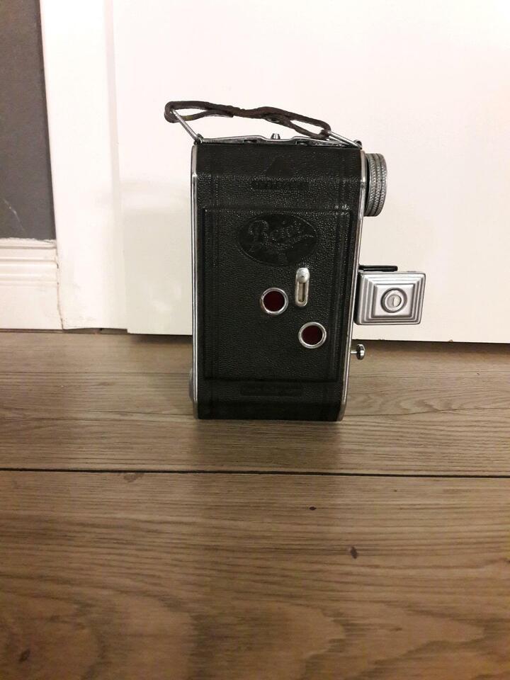 Klappkamera Beier Preciosa 1: 3,5  f=75 mm in Ellerhoop