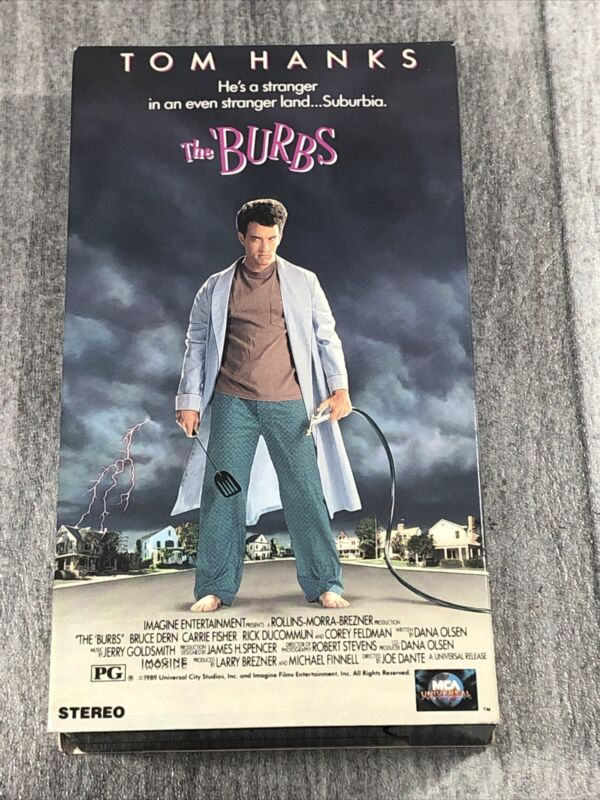 The Burbs (VHS, 1996)