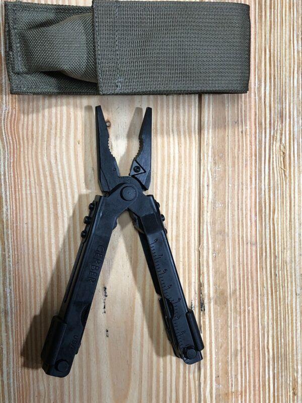 Gerber Multi Tool MP600 W Sheath NEW Military Multiplier Plier MP 600