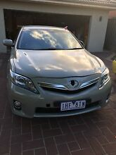 Car Toyta Camry hybrid for sale Craigieburn Hume Area Preview