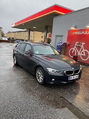 BMW 318d 2,0 Touring 5d - 125.000 kr.