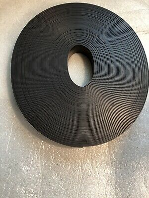 Magnetic Strip No Adhesive 1 X 100 Feet Thickness 1.5mm 116 Read