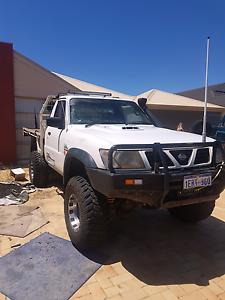 1999 gu patrol Australia Preview