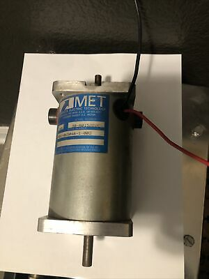 Met Permanent Magnet Dc Motor Model 3b-a015222c
