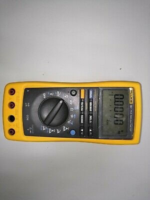 1pc Used Fluke 187 True Rms Multimeter Ship Express H536h Dx