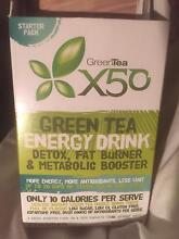Green tea x50 (2 satchels missing) Redfern Inner Sydney Preview
