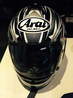 Arai helmet Brand new and gloves Brighton-le-sands Rockdale Area Preview