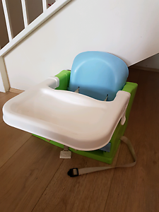 Booster seat with tray / high chair Old Toongabbie Parramatta Area Preview