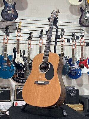 Martin NOS DX2AE Macassar Dreadnought Acoustic Electric w/ Free Shipping