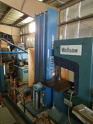 Lantech Lanwrapper 2200 Rotary Stretch Wrapping Machine 60 Powered Table 115v