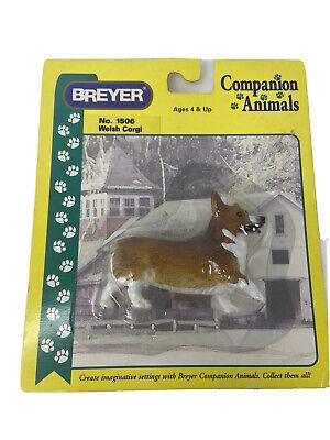 Breyer #1506 Companion Animal Dog Welsh Corgi New in Package