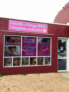 HANAH'S MASSAGE STUDIO North Perth Vincent Area Preview