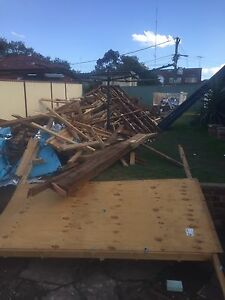 Free Firewood Old Toongabbie Parramatta Area Preview