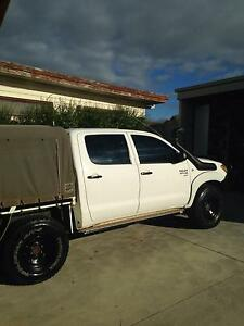 2006 Toyota Hilux Ute Seymour Mitchell Area Preview