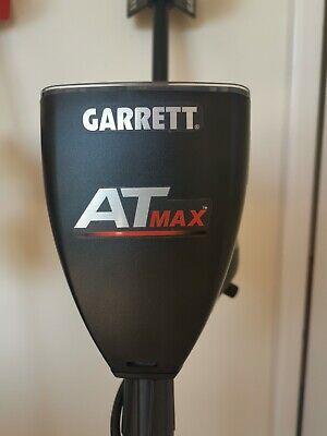 Garrett AT Max Metal Detector with Headphone