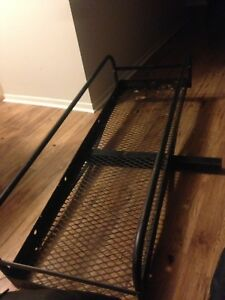 Cargo rack for dirt bikes and more