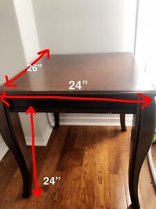 TWO SIDE TABLES GREAT CONDITION