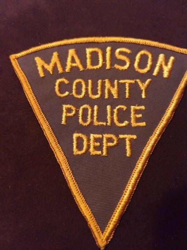 VINTAGE MADISON COUNTY NORTH CAROLINA SHERIFF