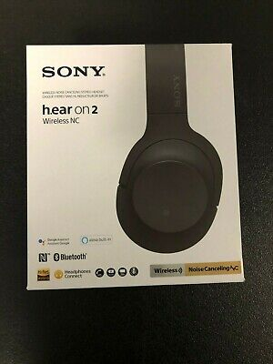 Sony WH-H900N h.ear on 2 Bluetooth Noise Canceling Stereo Headphones - NEW